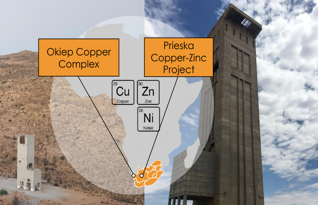 Orion Minerals pushes forward with Okiep