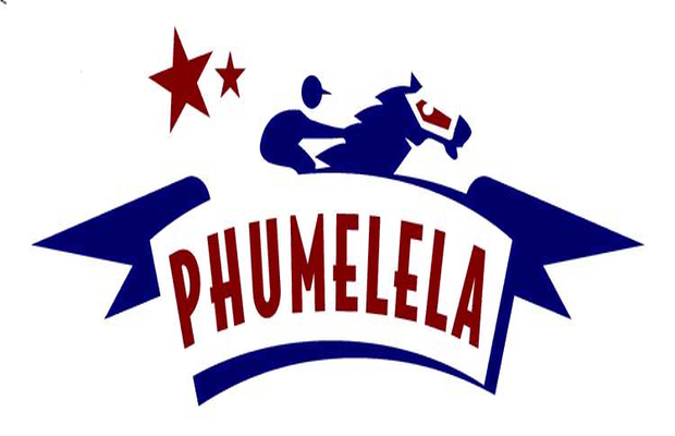 Phumelela bolts out of the starting gate