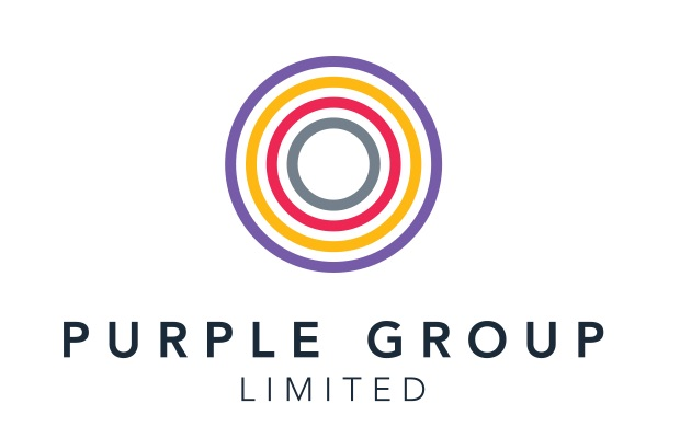 Purple Group supported by EasyEquities