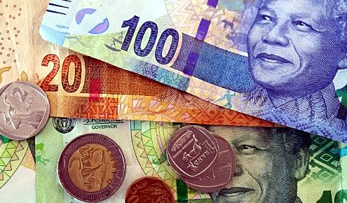Rand hits one-week best; stocks lifted by banking and mining shares