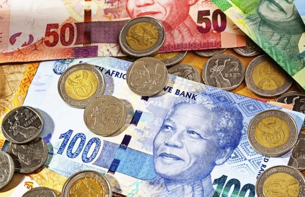 Rand tumbles in flash crash