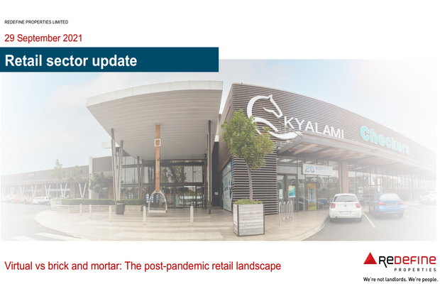 Redefining the retail property sector