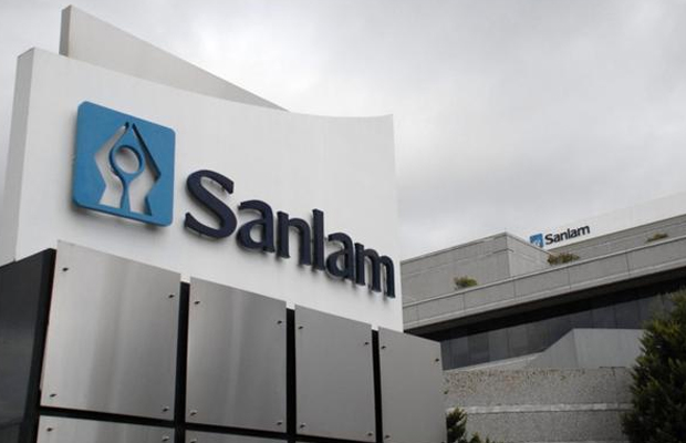 Sanlam earnings down on market volatility