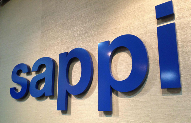 Sappi sags on soggy results