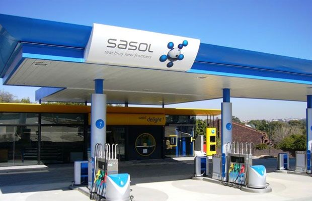 Sasol cuts output as motorists stay home