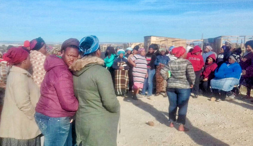 Second week of mass evictions and violent protests in Port Elizabeth