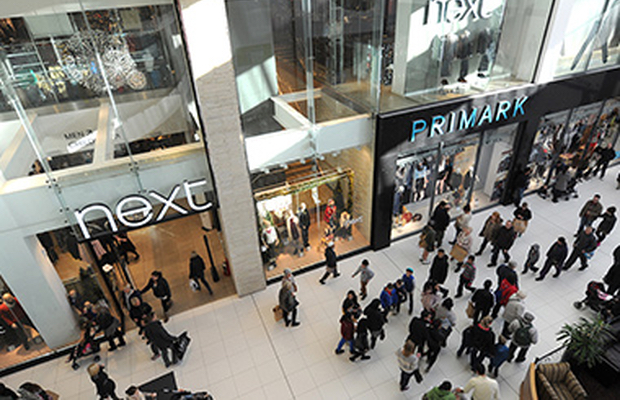 Shoppers return to Capital & Regional centres