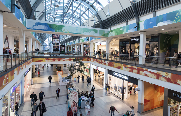 Shopping mall owners warn about Covid-19 fallout