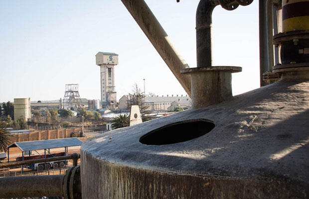 Sibanye-Stillwater sags on disappearing dividend