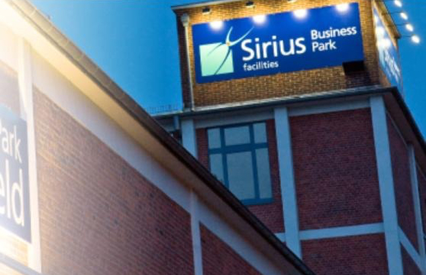 Sirius buys another business park