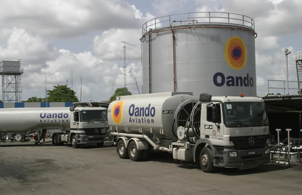 Slicker Oando benefits from higher oil prices