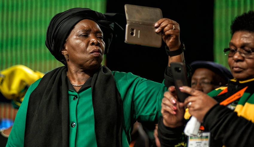 South Africa might be ready for a woman president, but is the ANC?
