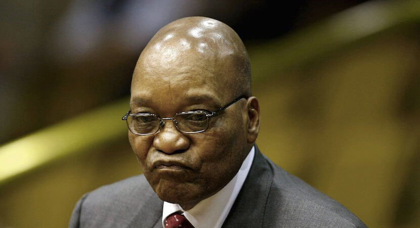 South Africa's ANC to Discipline Member for Speaking Out on Zuma