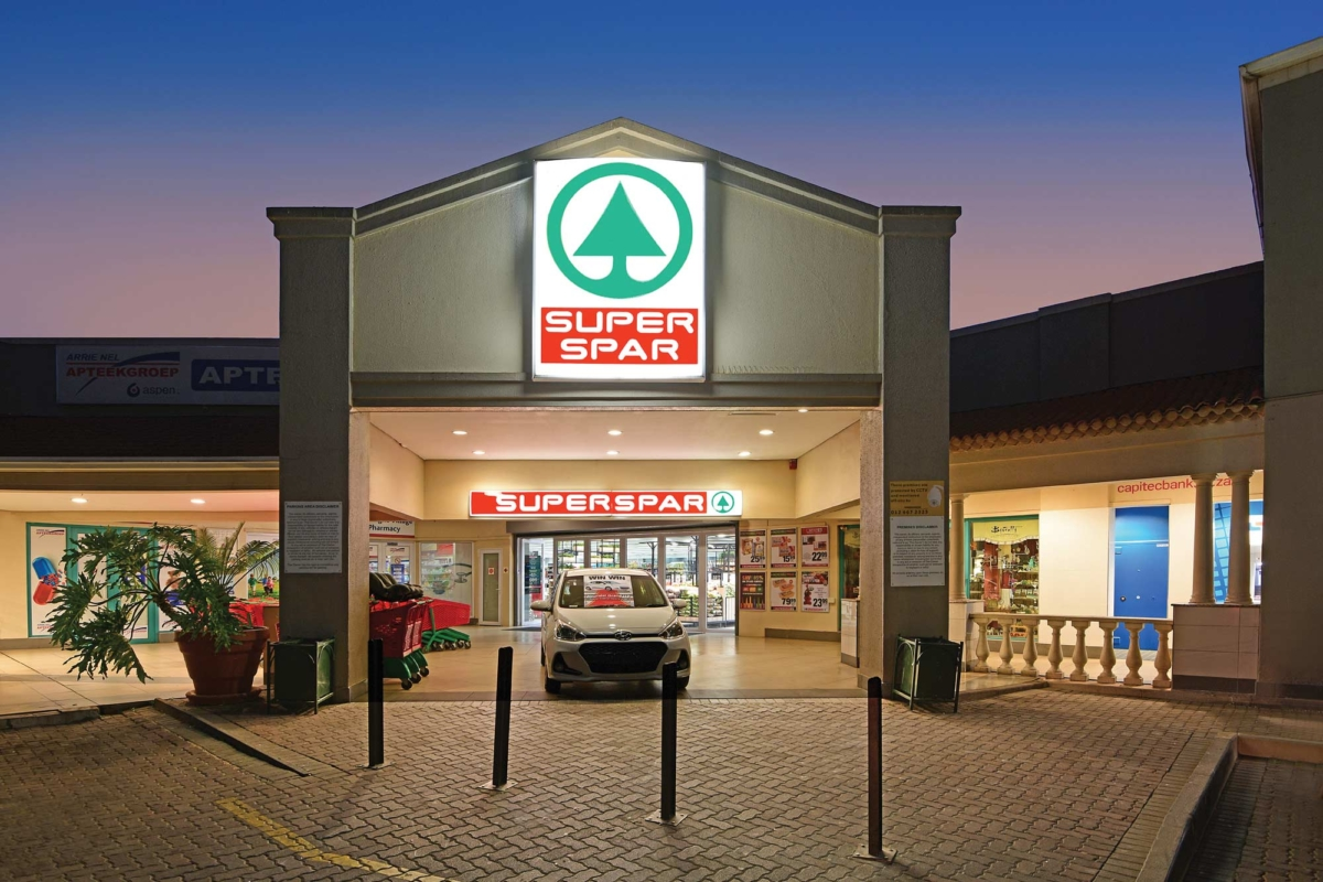 SPAR trading under surreal conditions