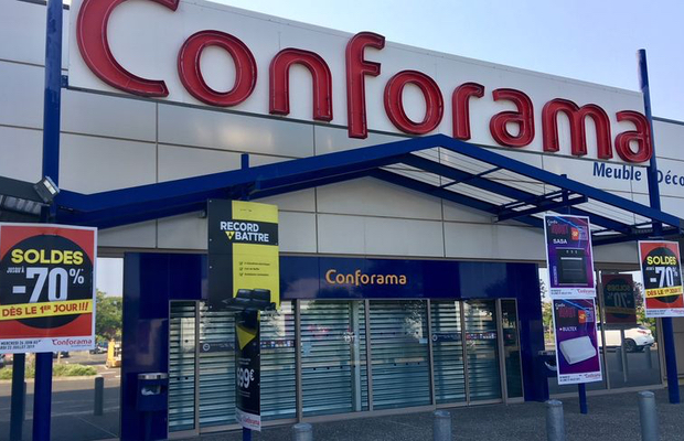 Steinhoff sells Conforama France for nominal sum