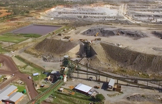 Tharisa's production declines on tailings reprocessing