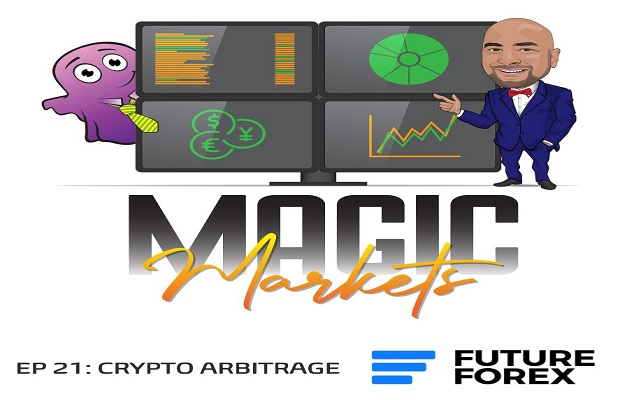 The basics of crypto arbitrage and the questions that you should be asking...