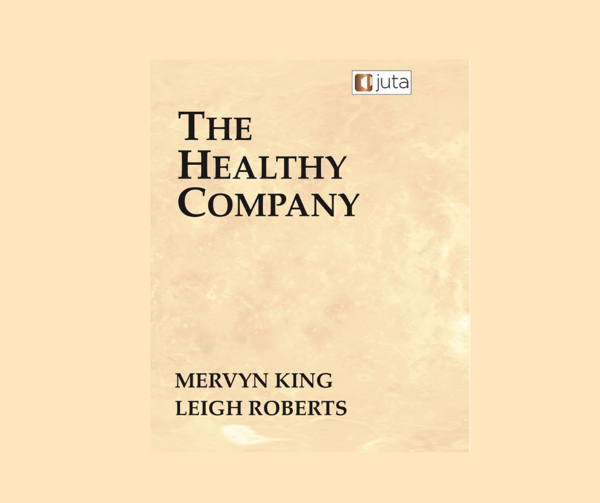 The Healthy Company Book Launch Event