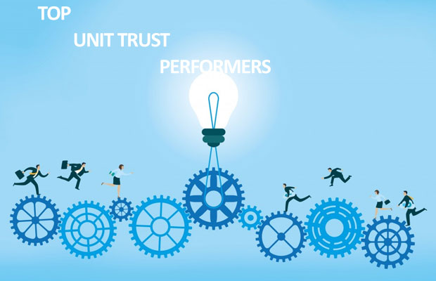 The top performing Unit Trusts in South Africa
