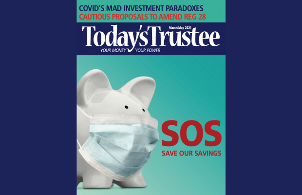 Today's Trustee March - May 2021 Edition