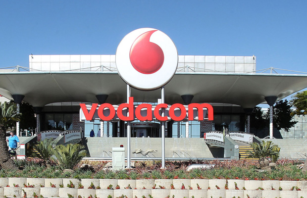 Vodacom tumbles as SA revenue declines