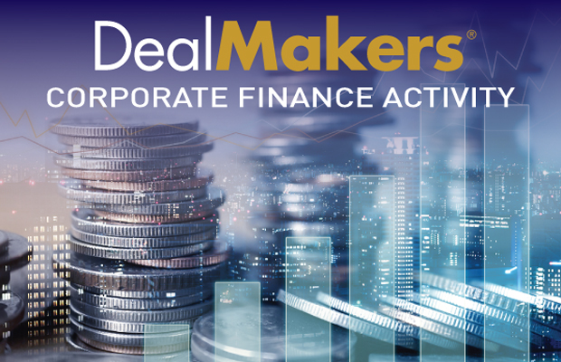 Weekly summary of corporate finance activity by South African exchange listed companies