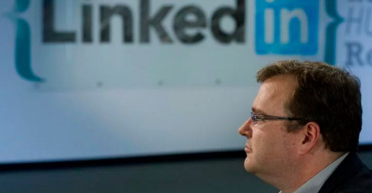 What LinkedIn's Co-Founder Thinks About Workplace Automation