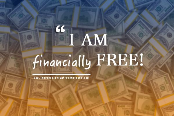 What stops you from being financially free?