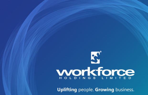 Workforce reports improved second half