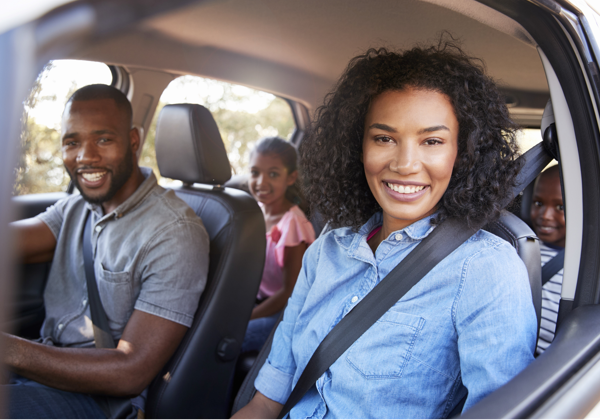 Your family's road travel security secured