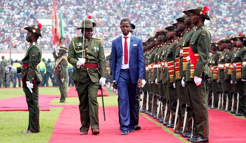 Zambia: President Lungu ratchets up repression, calls for state of emergency